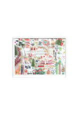 Imaginary Animal Tiny Things Holiday Collection Greeting Card