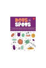 Dots & Spots: A Super-Duper Squiggly Doodle & Drawing Book
