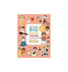 Little People Big Dreams Sticker Activity Book