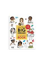 Little People, Big Dreams Coloring Book