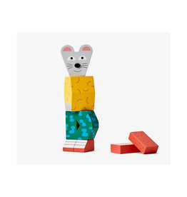 Areaware Block Party, Mouse