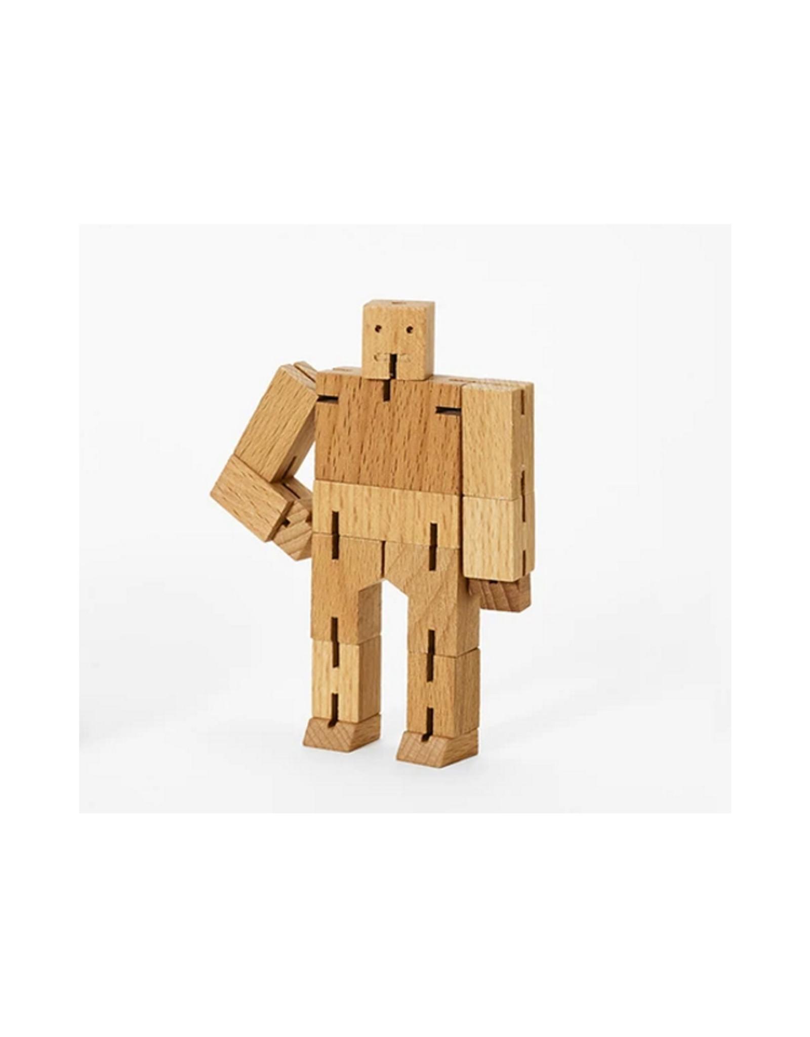 Cubebot Micro, Natural Wood
