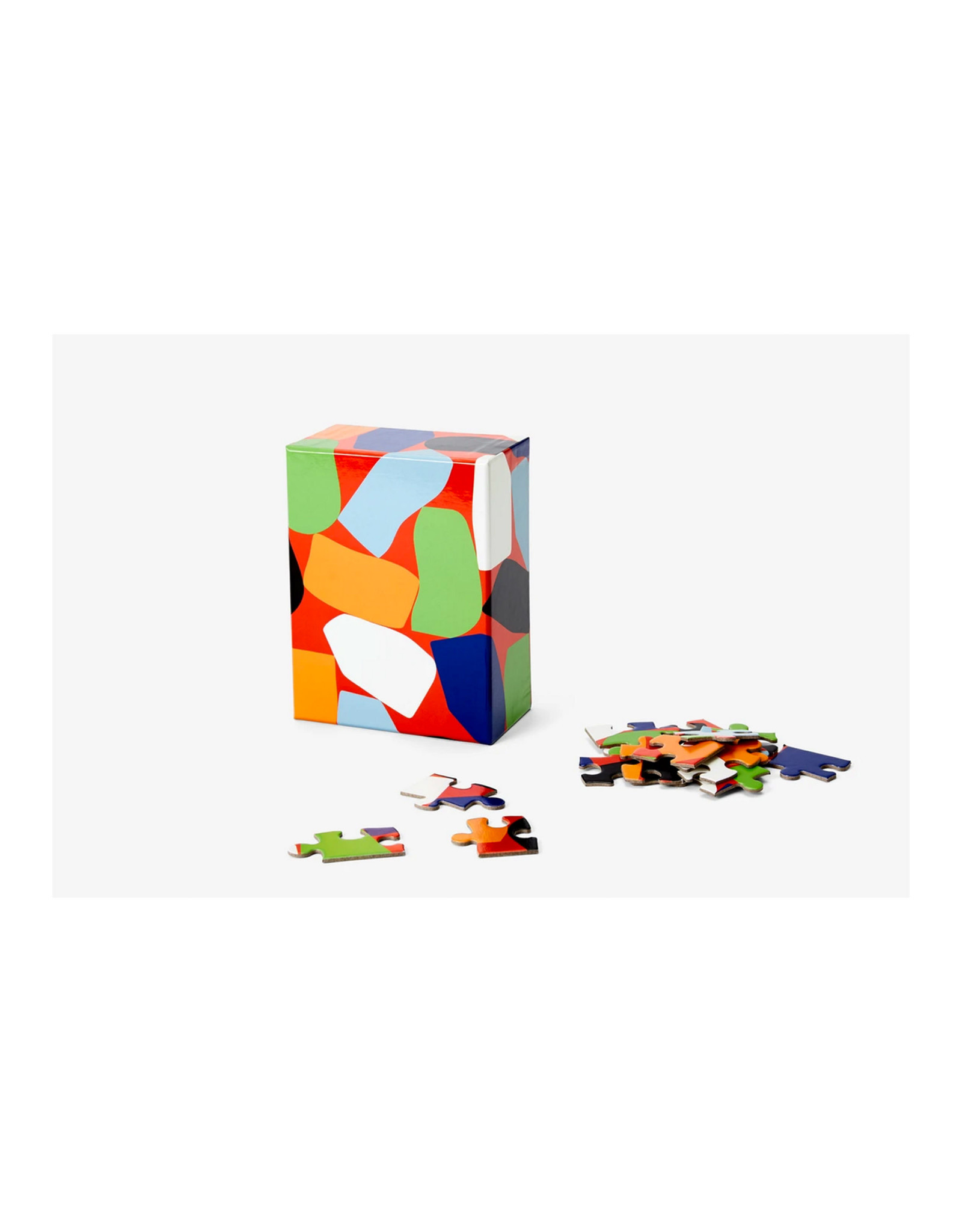 Areaware Pattern Puzzle, Small, Stack