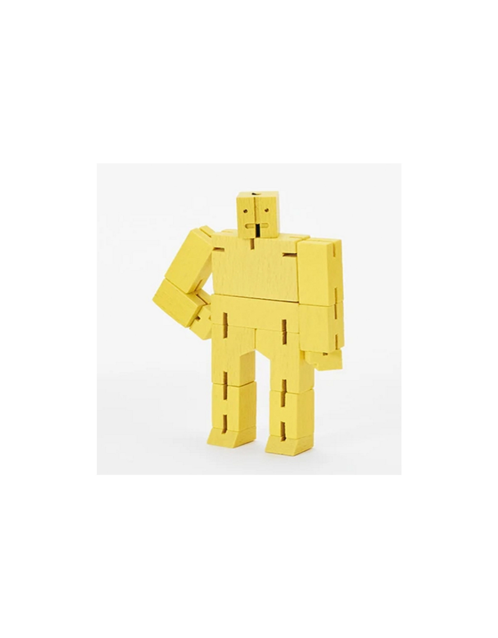 Cubebot Micro, Yellow