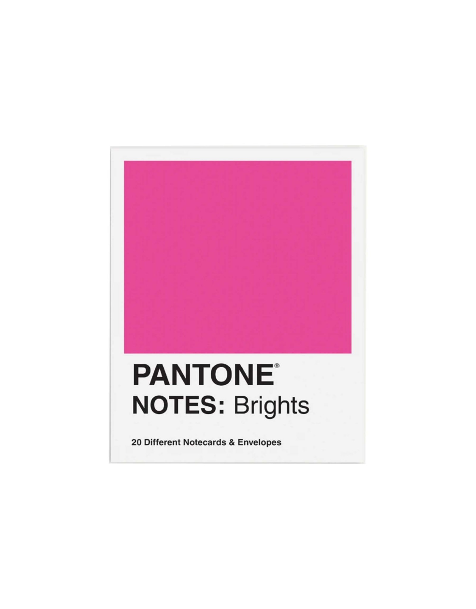 Pantone Notes: Brights