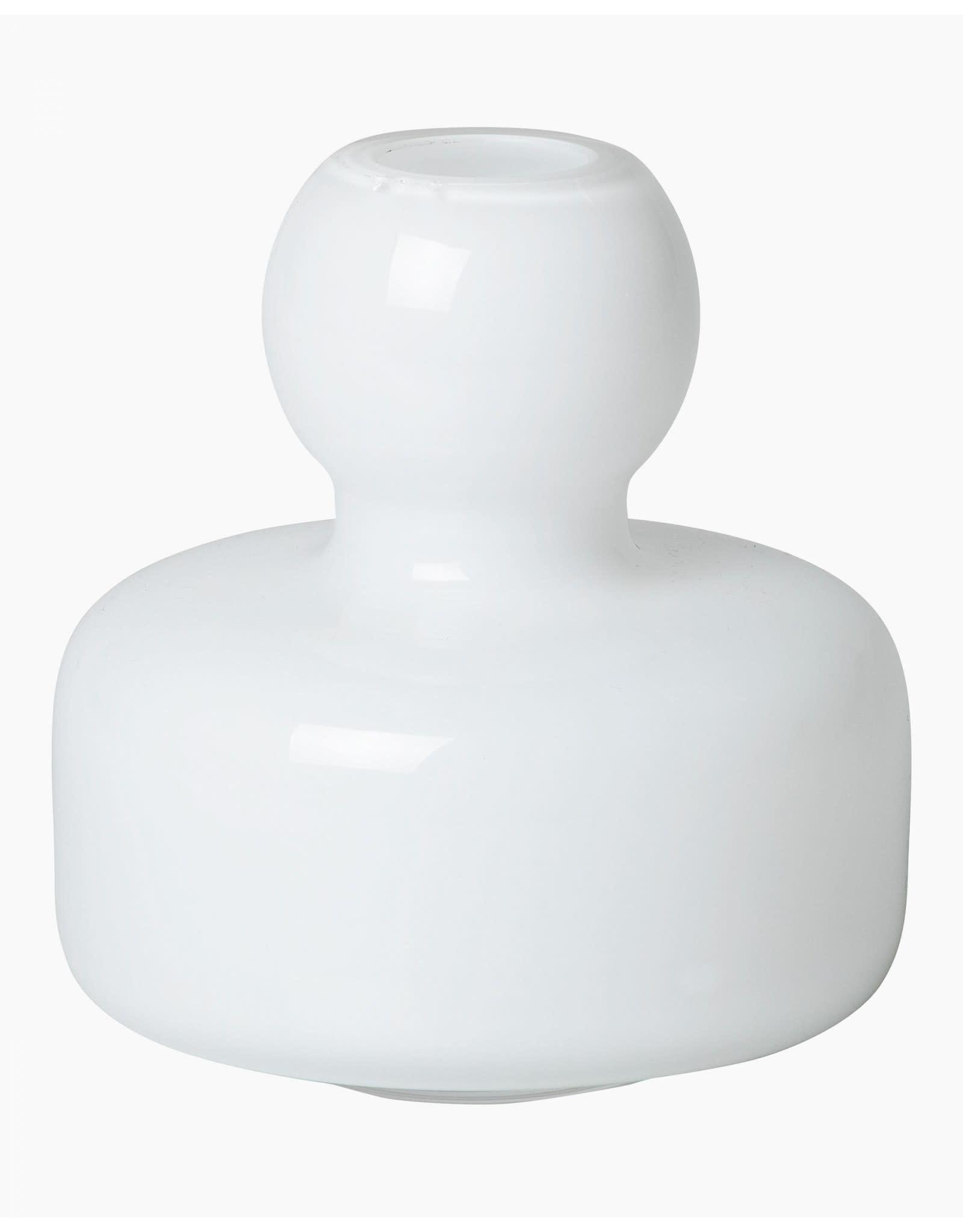Marimekko Flower Vase, White