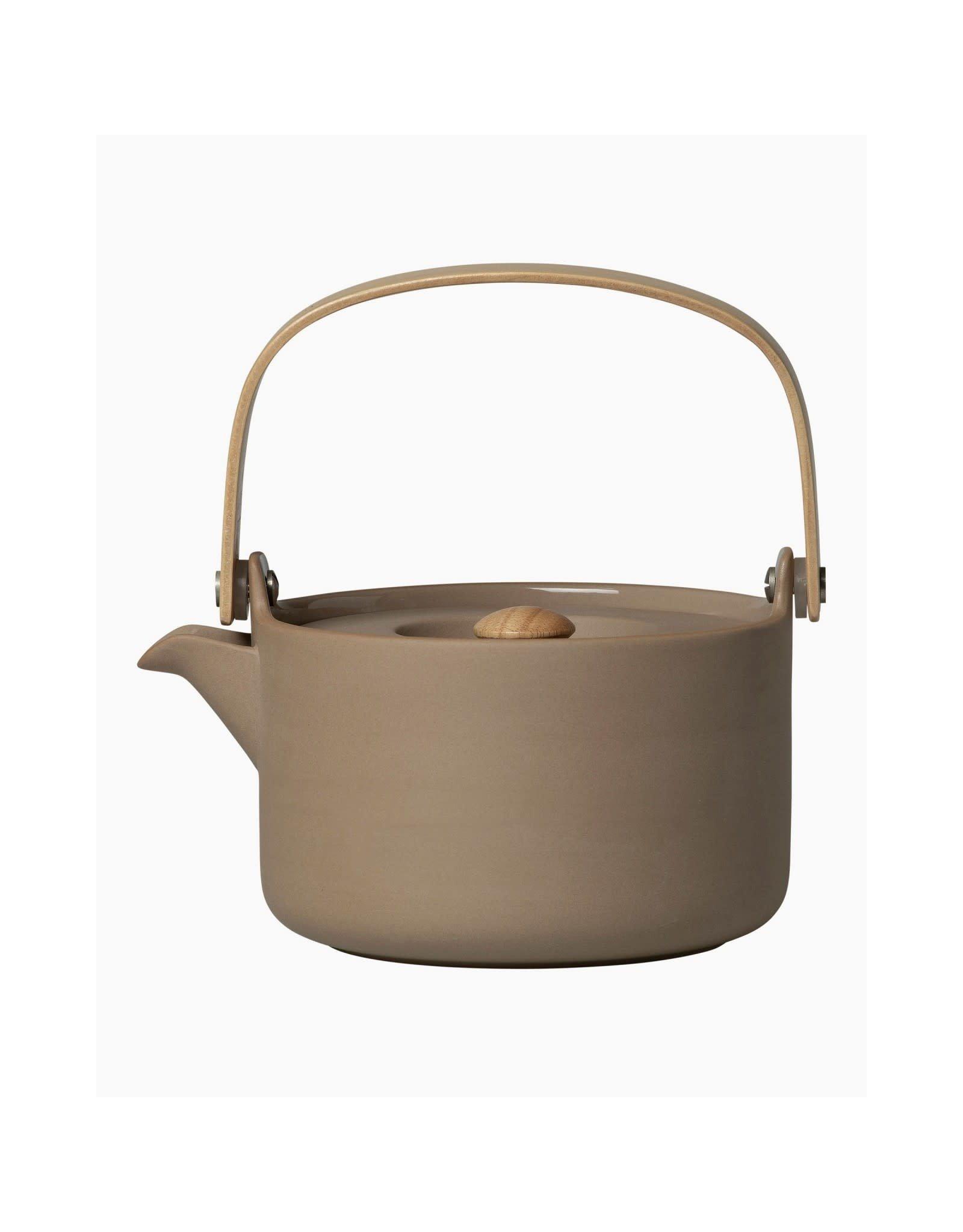 Marimekko Oiva Teapot, Terra