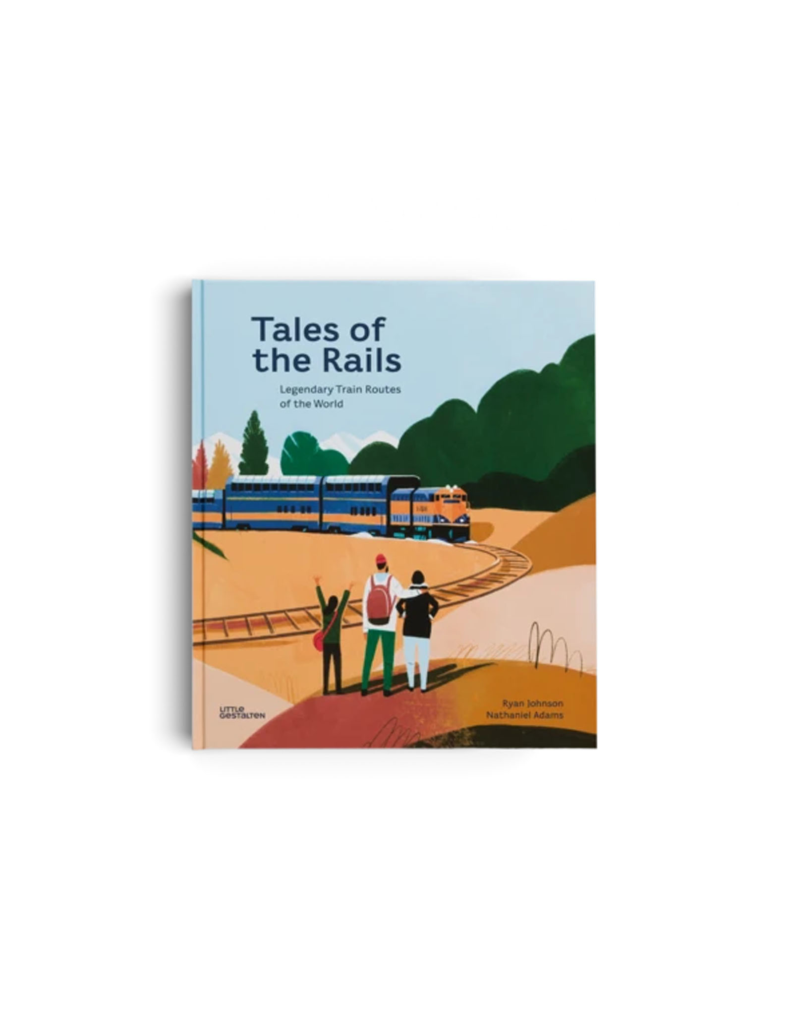 Tales of the Rails: Legendary Train Routes of the World