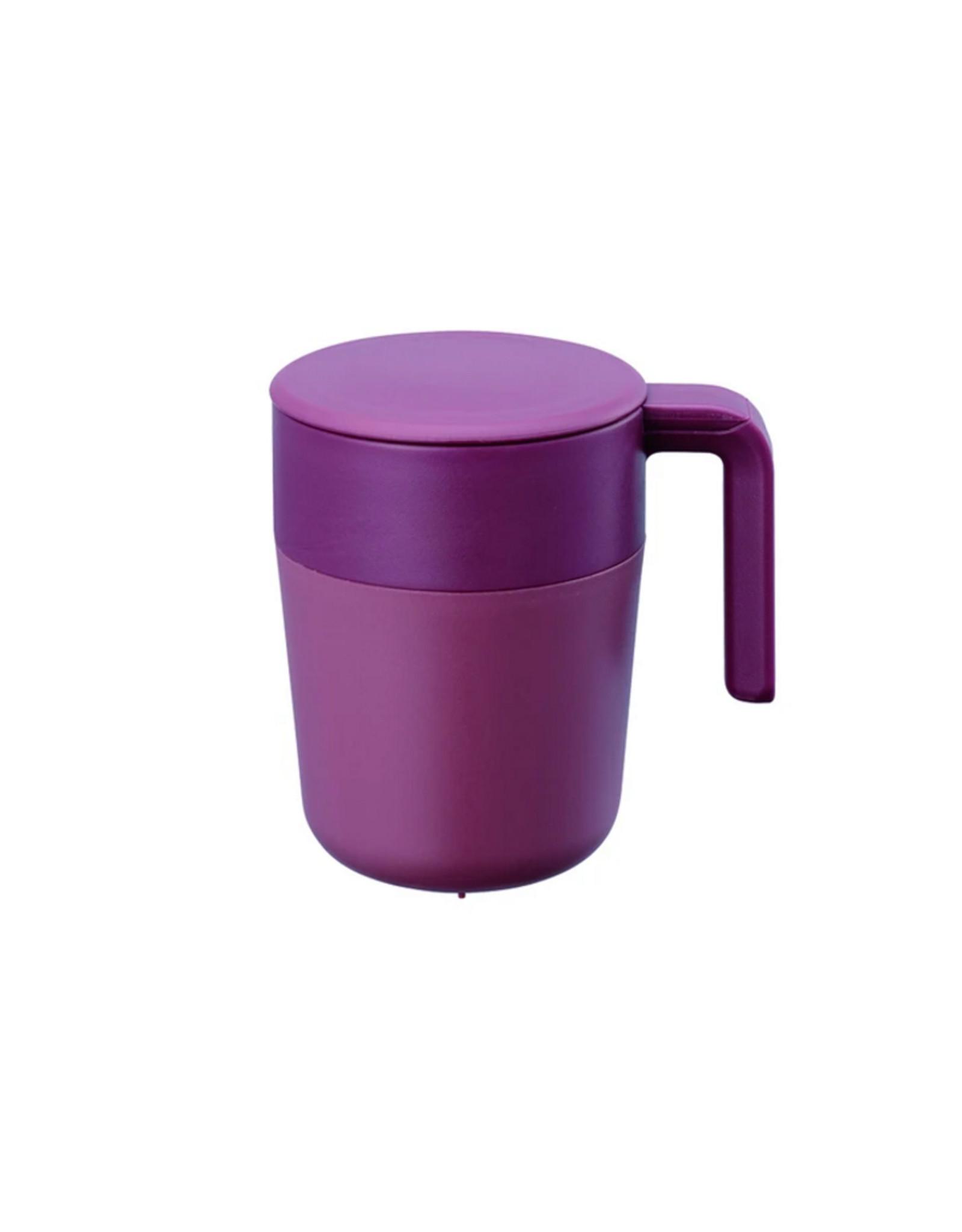 Kinto Cafepress Mug, Wine Red