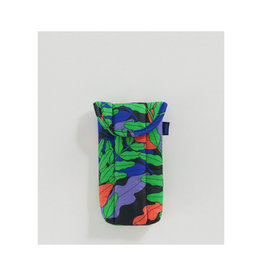 Baggu Puffy Glasses Sleeve, Midnight Fern