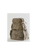 Baggu 3D Zip Set, Honey Leopard