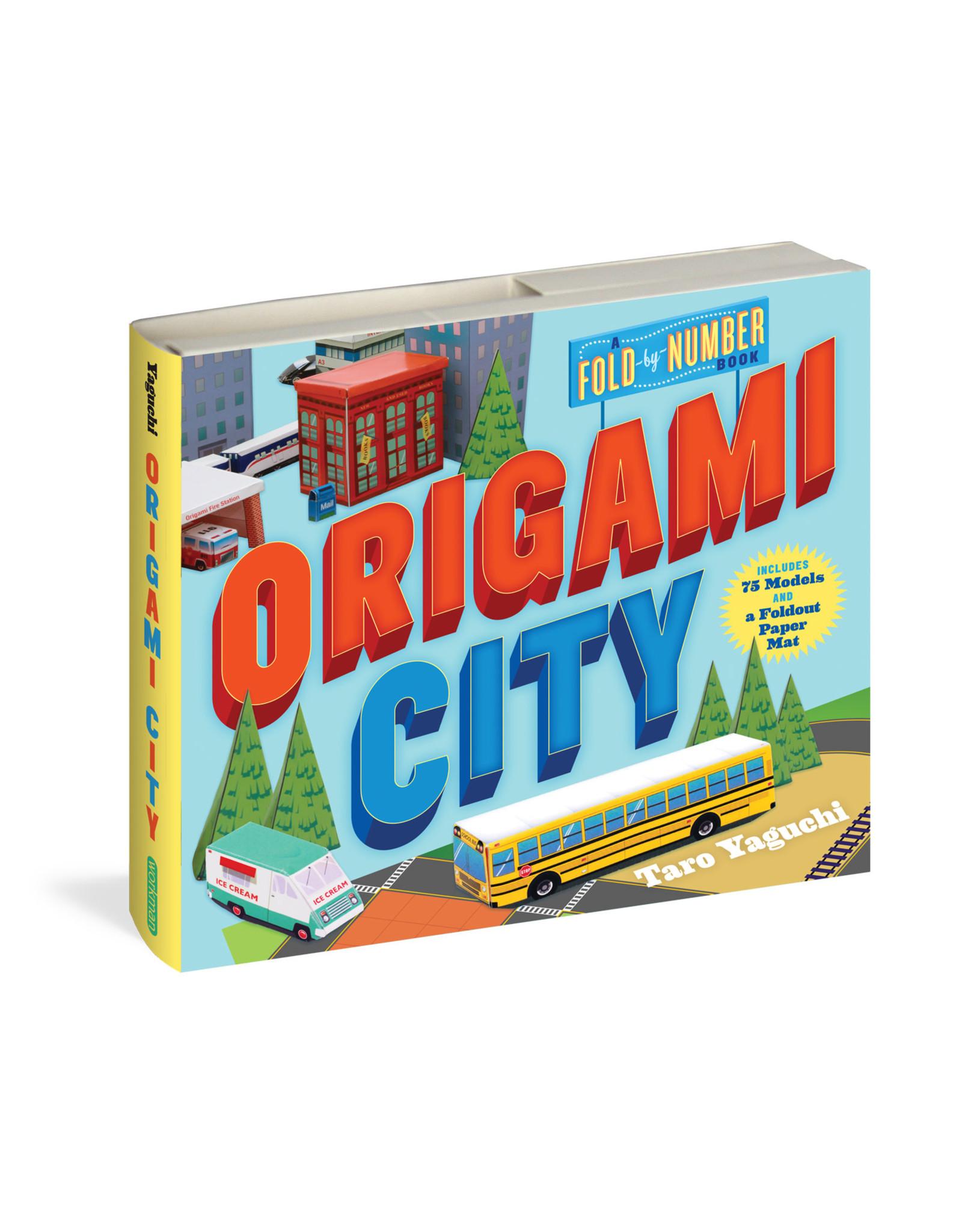 Origami City (Taro Yaguchi)