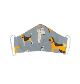 Danica Junior Take Cover Face Masks, Dog Days