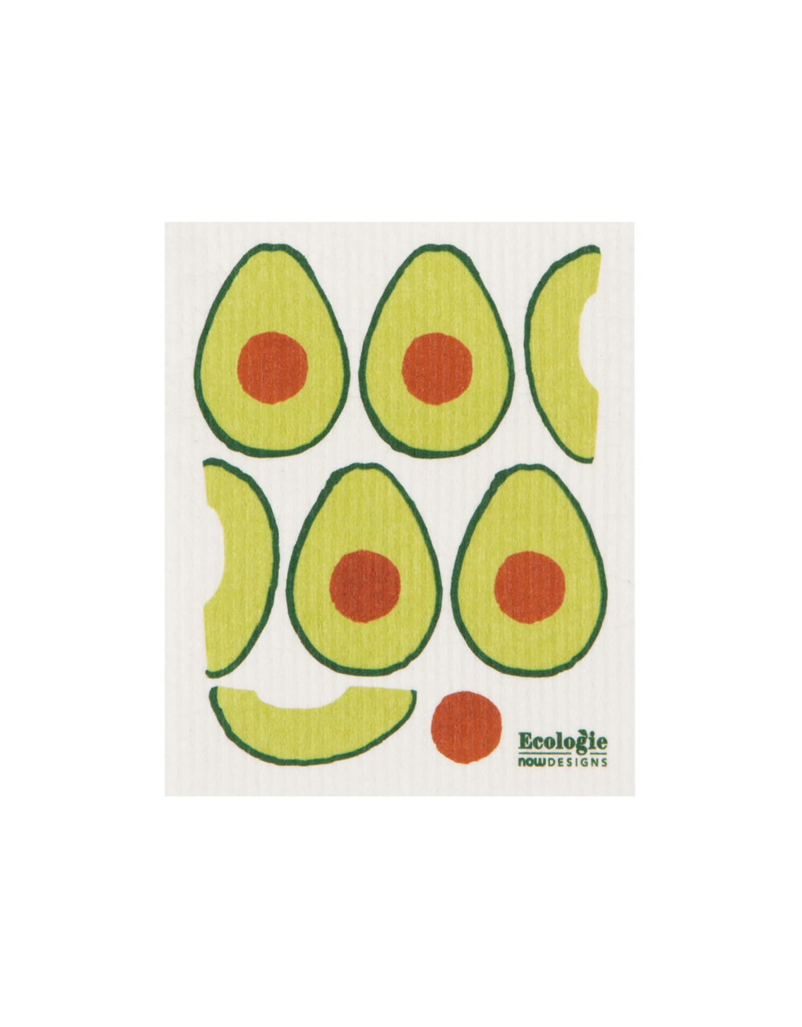 Danica Ecologie Swedish Sponge Cloth, Avocados