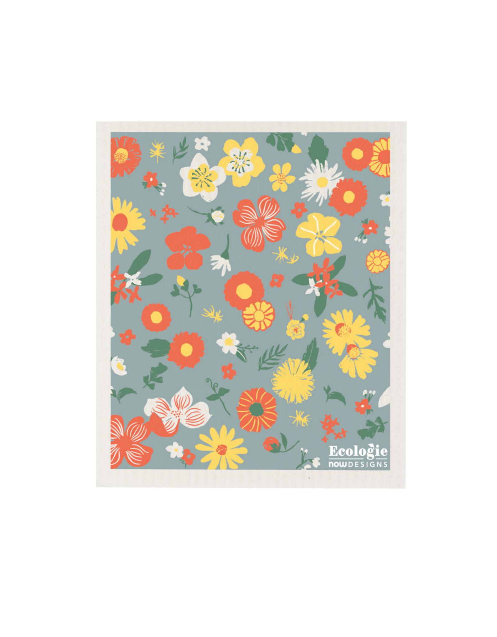Danica Ecologie Swedish Sponge Cloths, Flowers of the Month