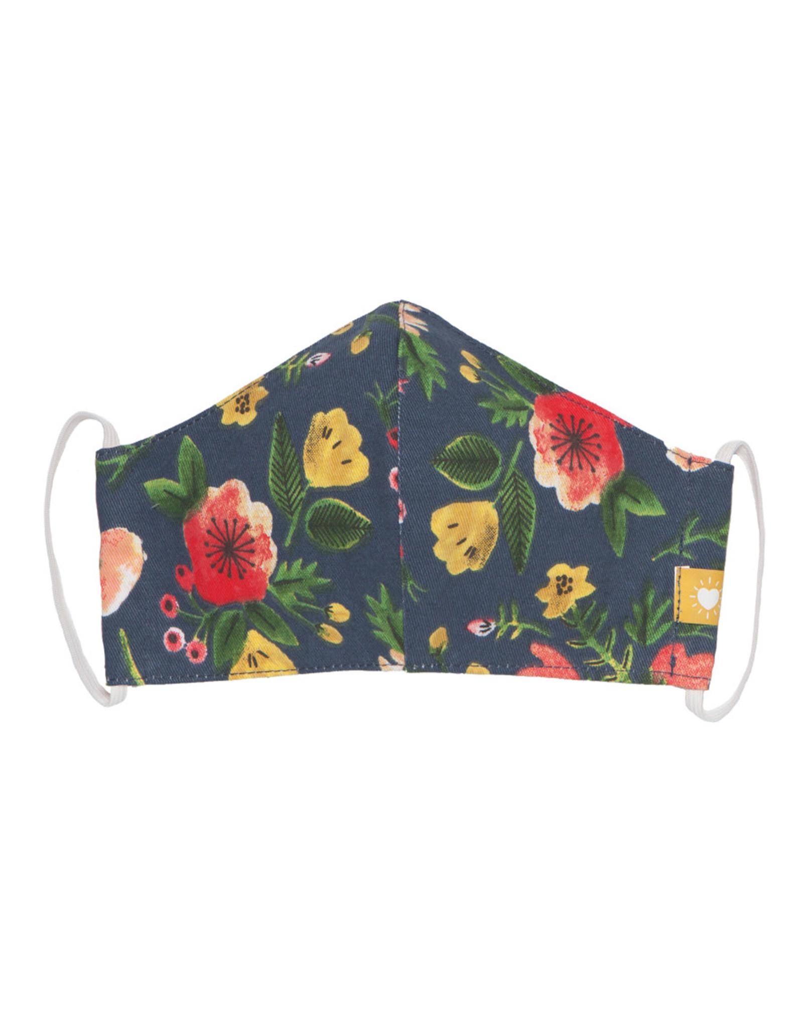 Danica Take Cover Face Masks, Midnight Garden