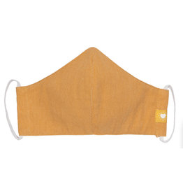 Danica Take Cover Face Masks, Ochre Stonewash