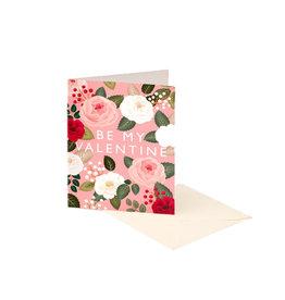 Clap Clap Card Be My Valentine