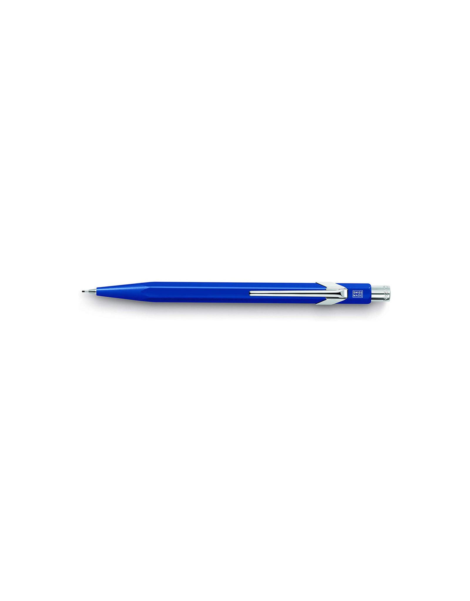 Caran D'Ache Office Pencil 0.7mm, Sapphire Blue