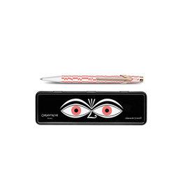 Caran D'Ache Alexander Girard 849 Pen, Pink