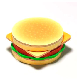 DOIY Burger Notes Post-Its