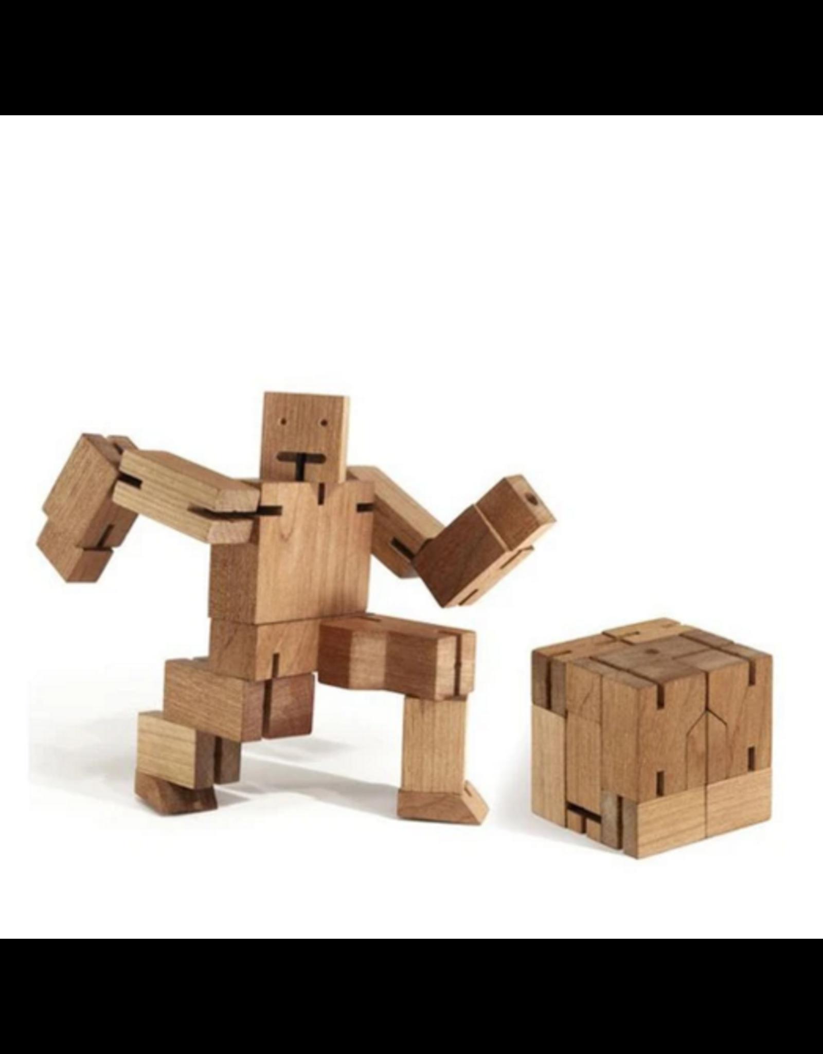 Cubebot Small, Natural