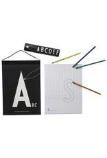 Design Letters Paint Book