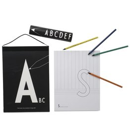 Design Letters Paint Book