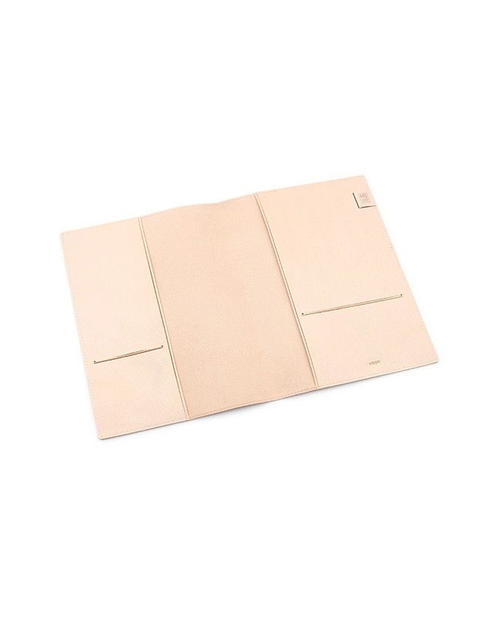 Midori MD Notebook Cover A5 Leather