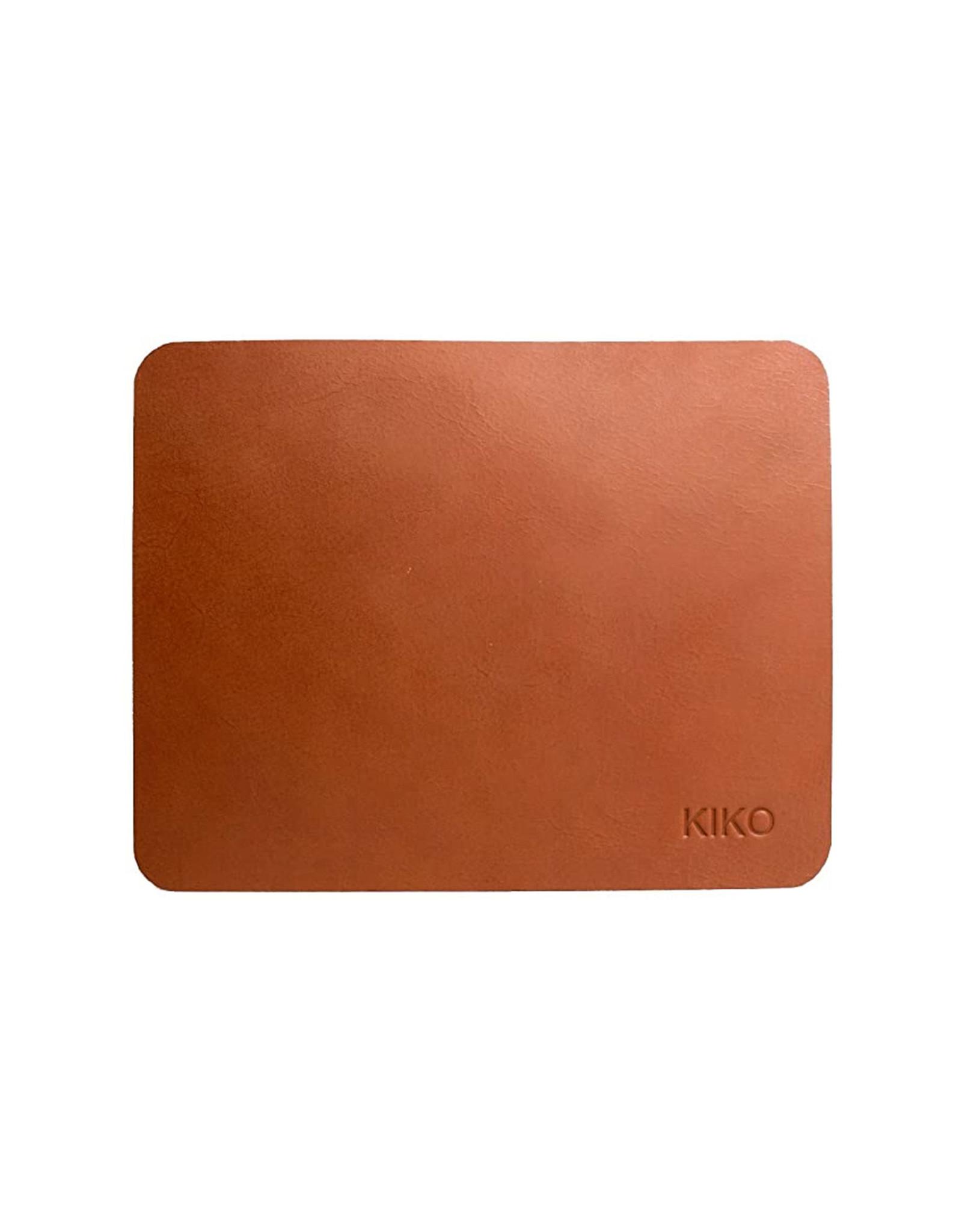 Kiko Leather Mouse Pad Brown