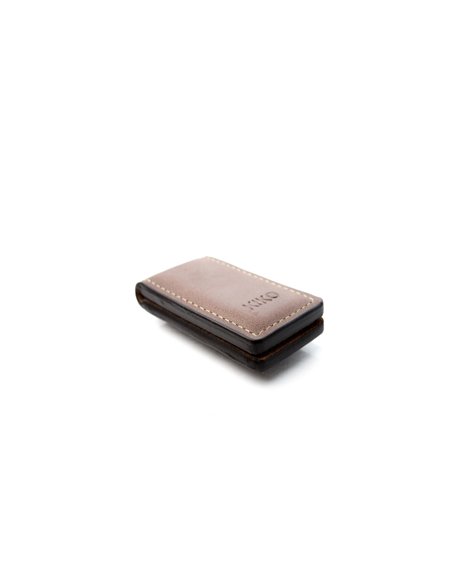 Kiko Magnetic Money Clip Brown