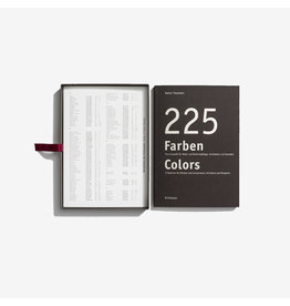225 Farben / 225 Colors: A Selection for Painters and Conservators, Architects and Designers