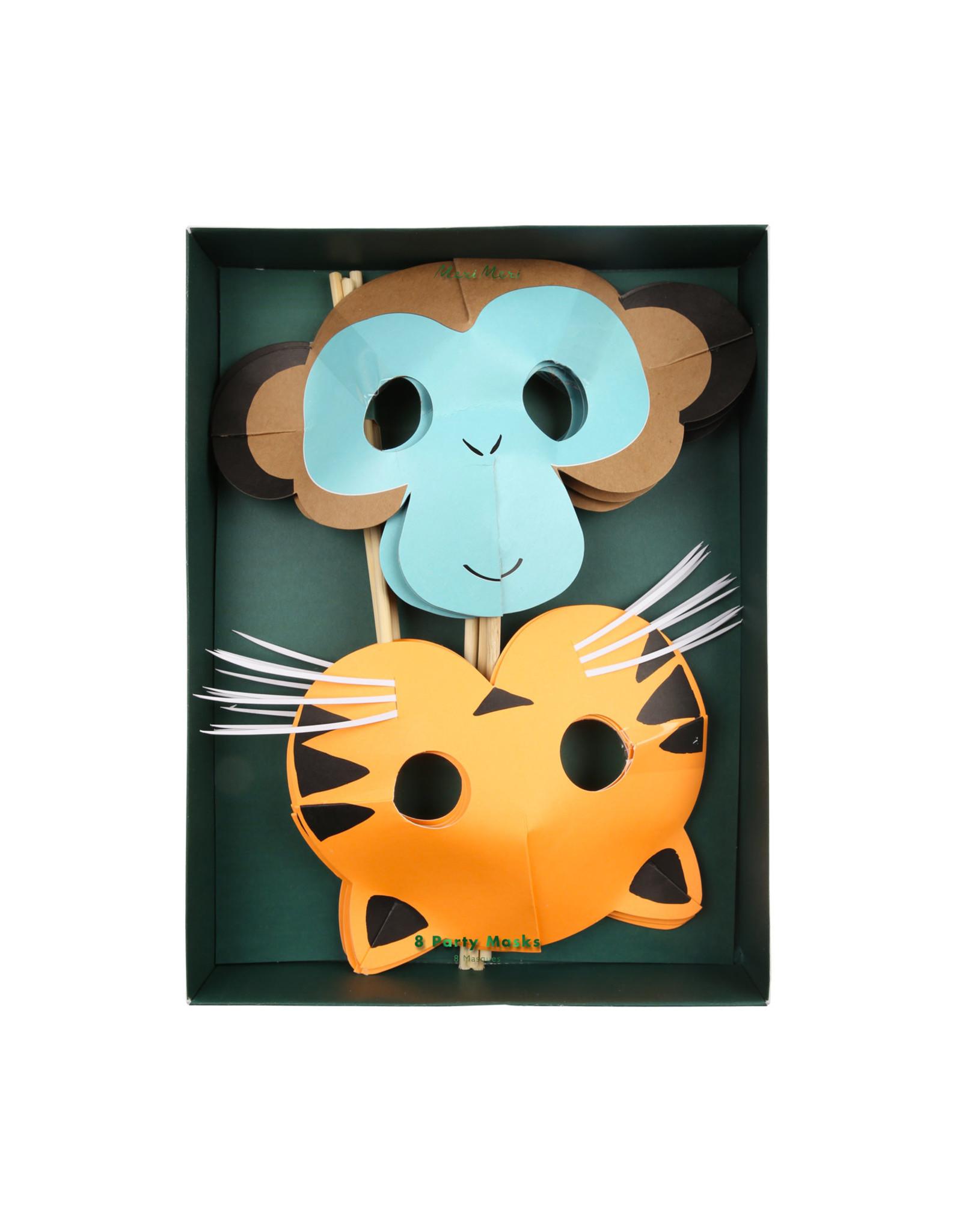 Meri Meri Go Wild Jungle Party Masks