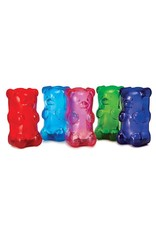 Gummy Goods Portable Squeezable Night Light, Red