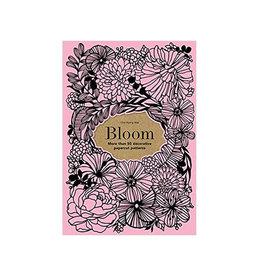 Bloom : 50 decorative papercut patterns