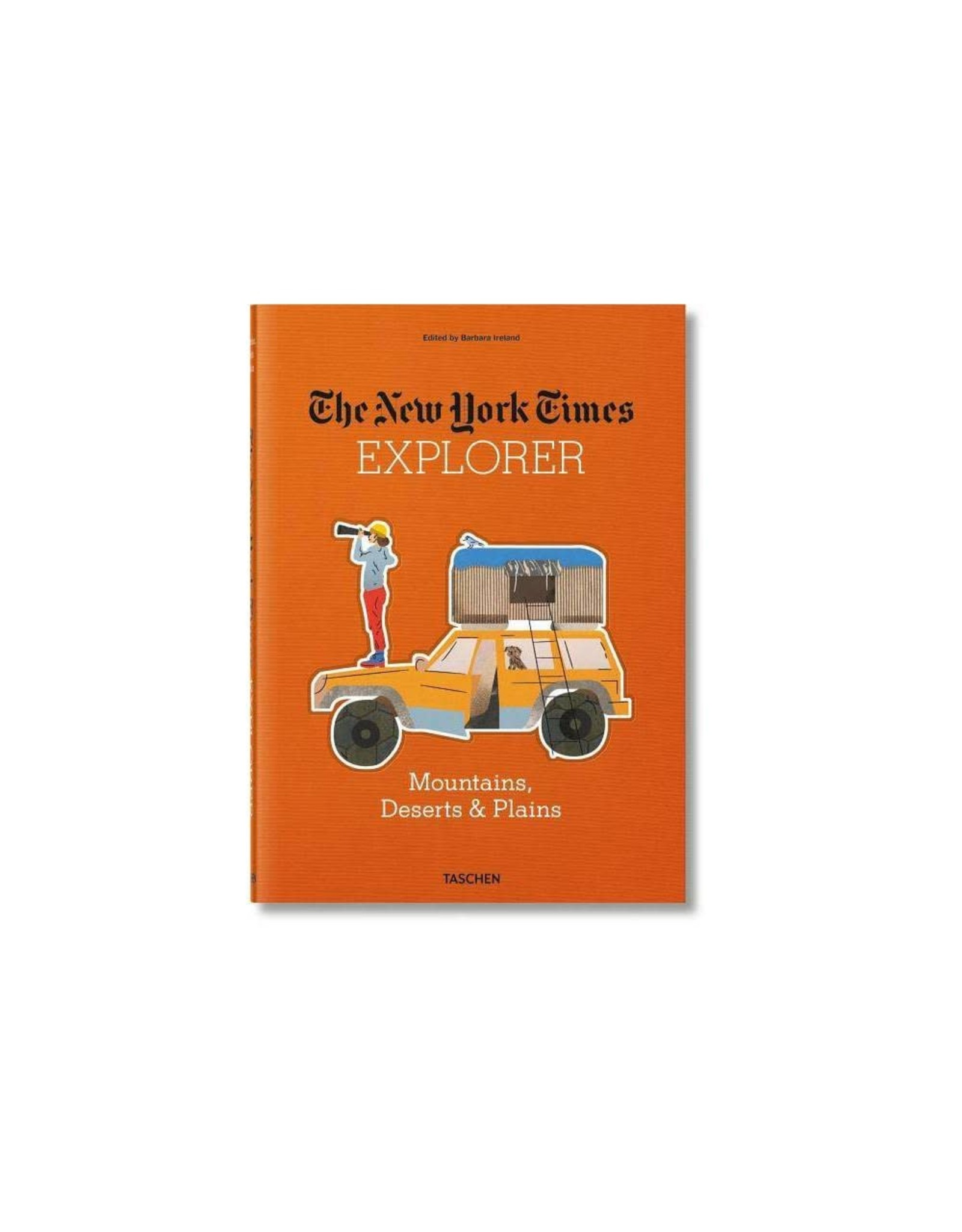 New York Times Explorer: Mountains, Deserts, & Plains