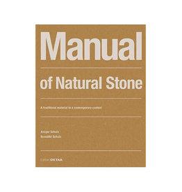 Manual of Natural Stone