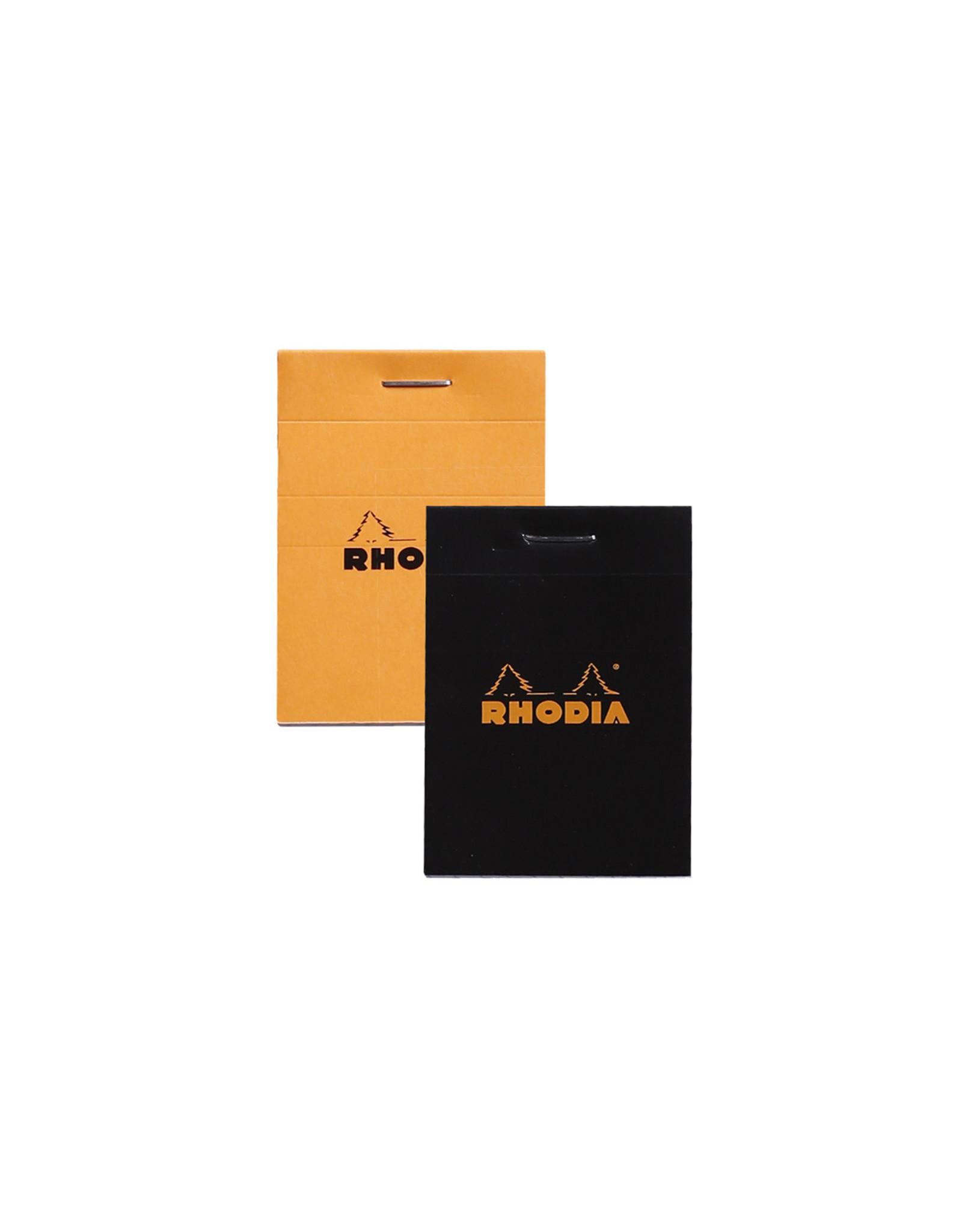 Rhodia Pad No. 11, Orange Graph