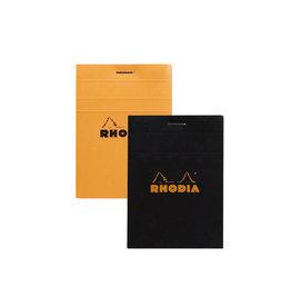 Rhodia Pad No. 12, Orange Graph, 5x5