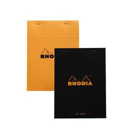 Rhodia Pad No. 16, Orange Blank