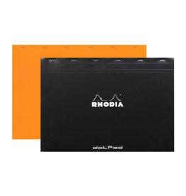 Rhodia Dot Pad No. 38, Black