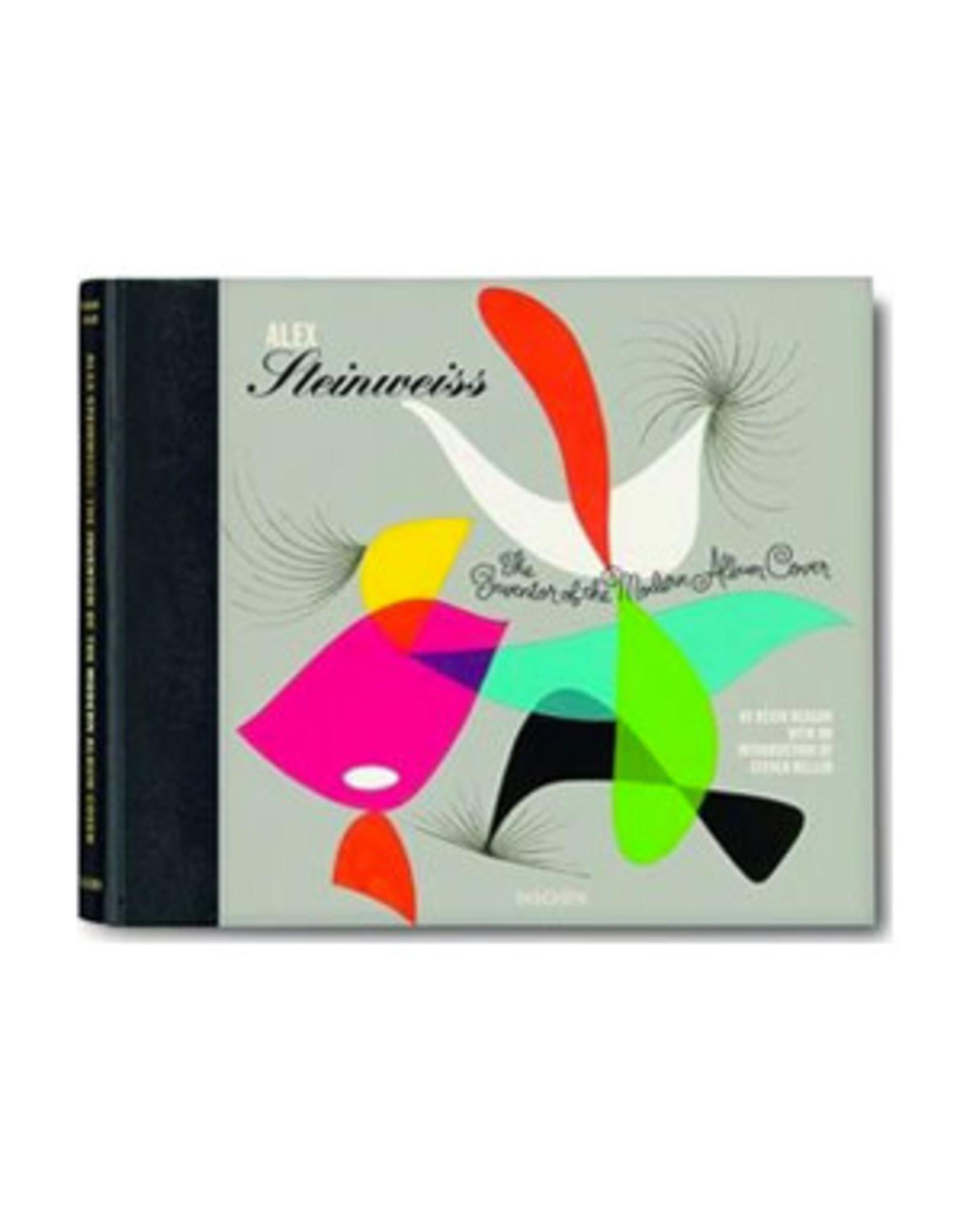 Alex Steinweiss: Inventor of the Modern Album Cover