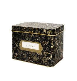 Rifle Paper Co., Queen Anne Recipe Box