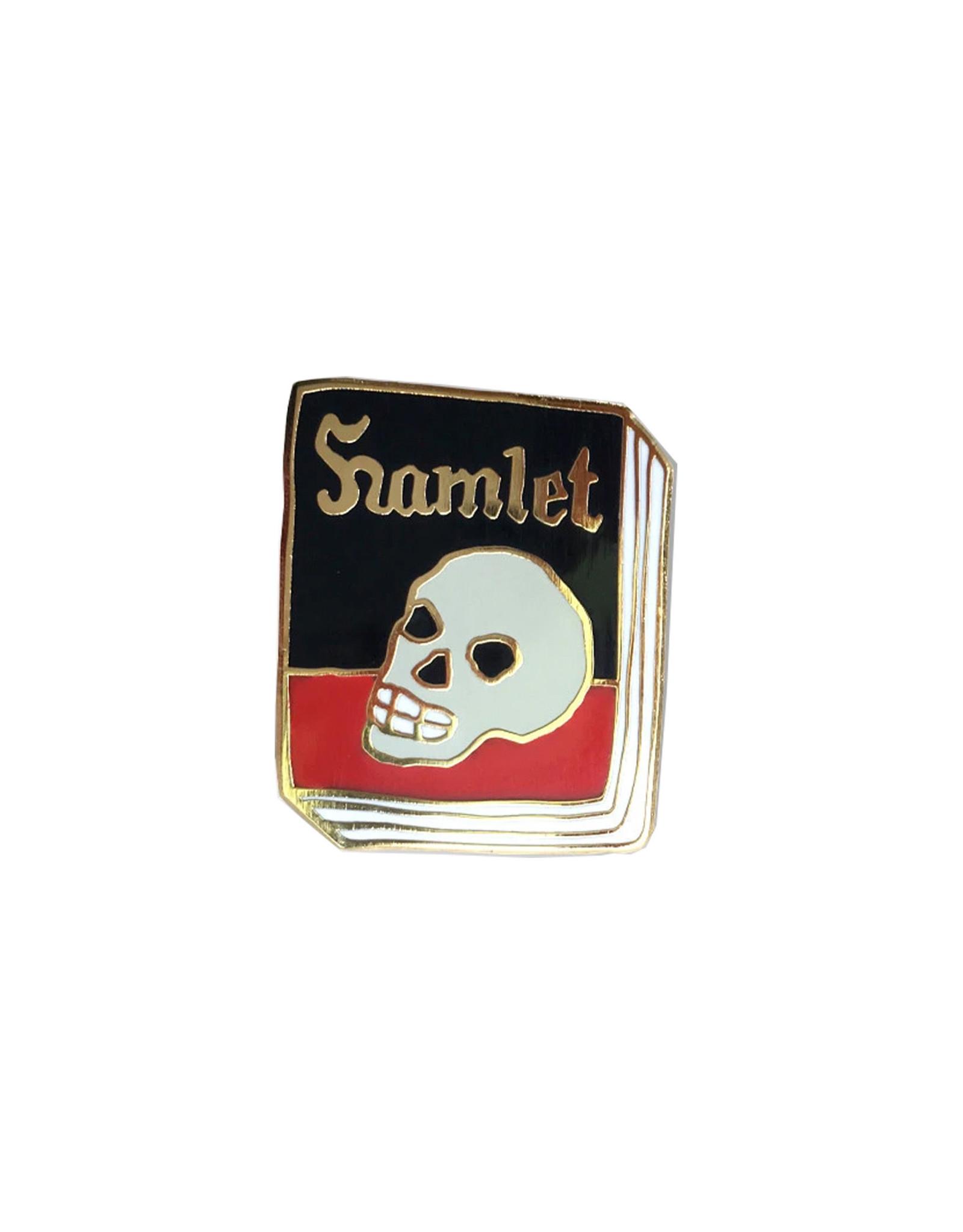 Ideal Bookshelf Book Pin: Hamlet