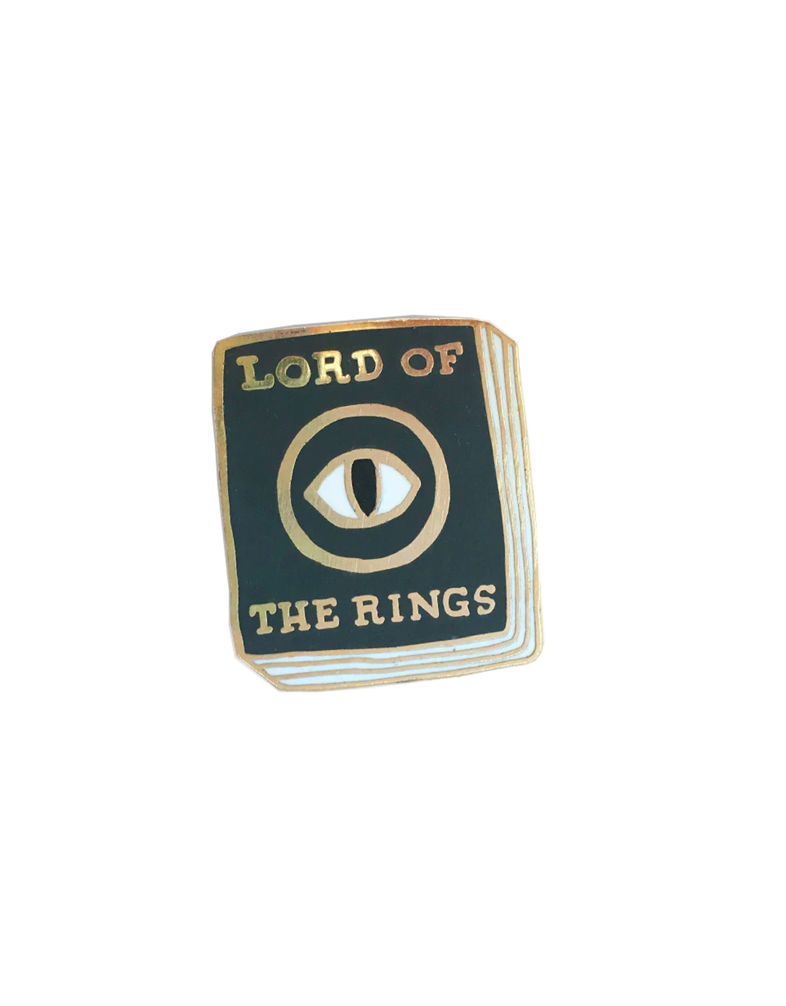 Ideal Bookshelf Book Pin: Lord of the Rings
