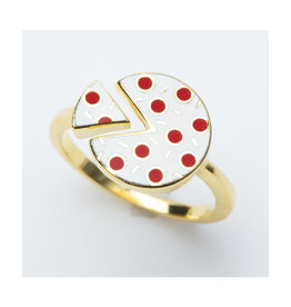 Yellow Owl Ring, Pizza
