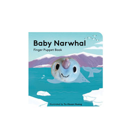 Baby Narwhal: Finger Puppet