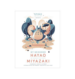 My Neighbour Hayao: Art Inspired by the Films of Miyazaki