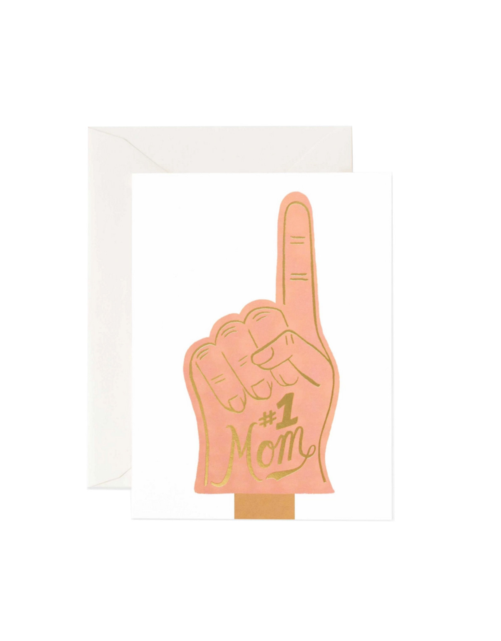 Rifle Paper Co #1 Mom Card