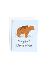 Paper Source Mama Bear Card